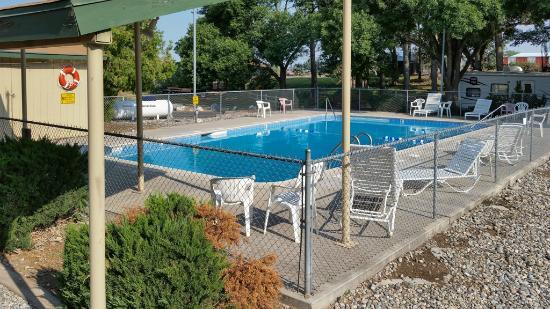 Great Swimming Pool Unheated Picture Of Twin Falls Jerome Koa Jerome Tripadvisor