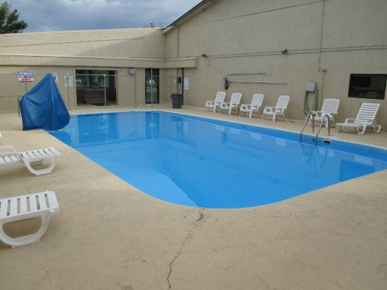 Grand Junction, CO: pool area
