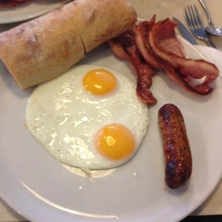 Завтрак за 5 фунтов