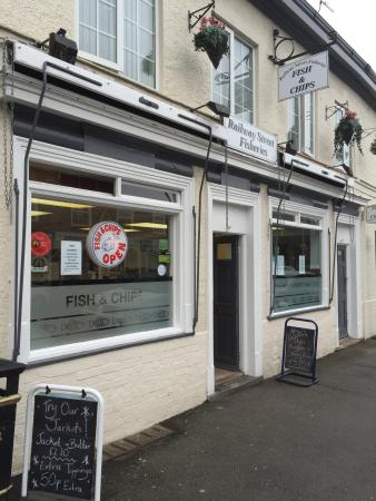 ‪Railway Street Fisheries‬