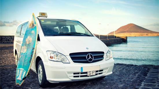 Granadilla de Abona, España: 6 - 8 pax minivan