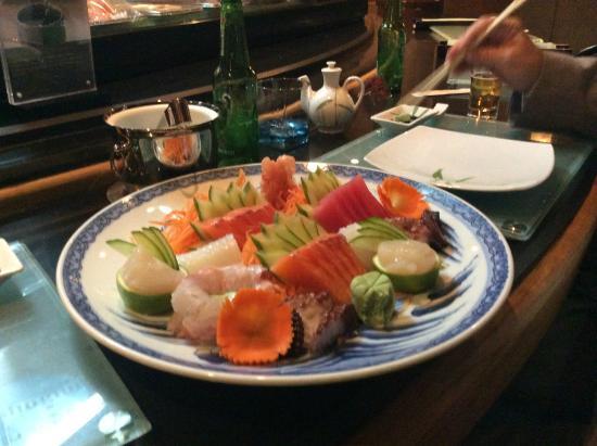 The tank picture of shogun japanese restaurant cairo - Shogun japanese cuisine ...