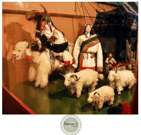 Norbulingka Institute: Losel Dolls