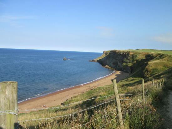 Saltwick Bay Beach