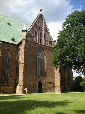 Verden (Aller), Almanya: Старинный собор