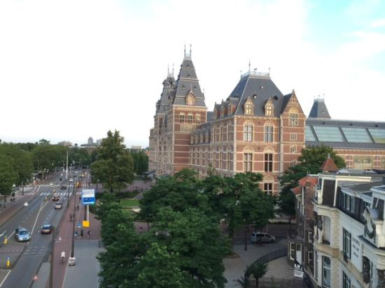 Der Schlafraun Picture Of Apollo Museumhotel Amsterdam