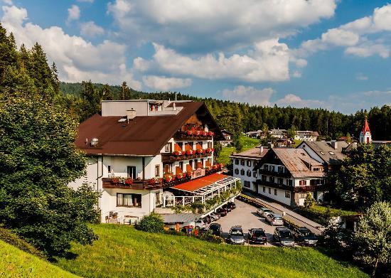 Hotel Habhof: habhof in Mösern
