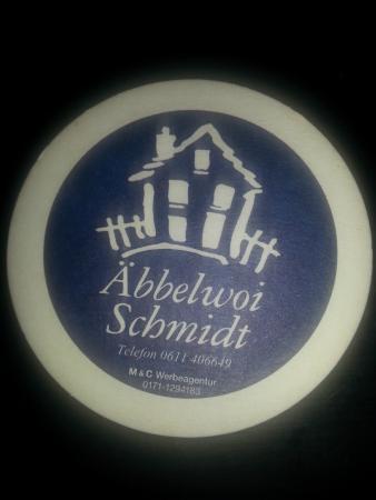 Abbelwoi Schmidt