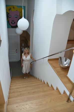 Malostranska Residence: Penthouse apartment