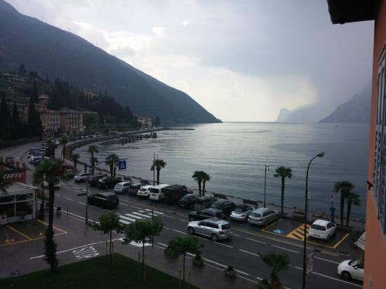 Hotel Monte Baldo: From the romm balcony