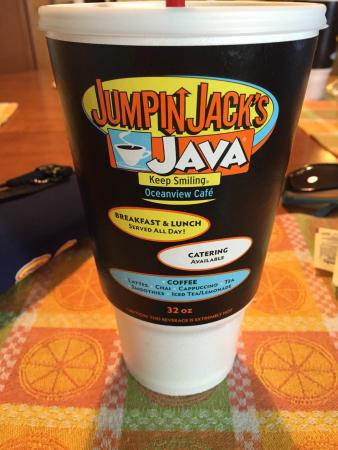 Jumpin Jacks Java