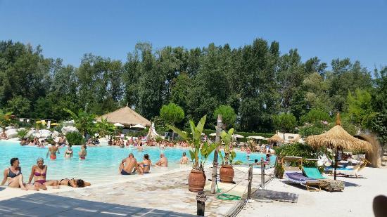 Rivalta di lesignano parma italy summer landscape u stockfoto