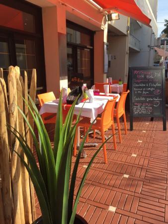 Kot p che le touquet paris plage restaurant avis for Restaurant le jardin au touquet