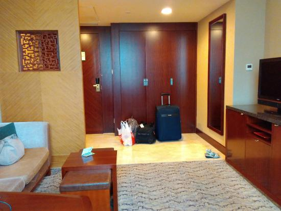 Beijing Friendship Hotel: exemple de suite