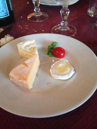 Sylvereal, Francia: Que dire les assiettes parlé d'elle même
