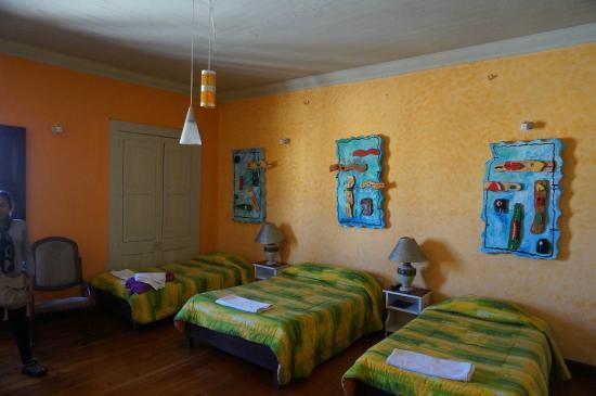 Los Balcones de Moral y Santa Catalina: Chambre
