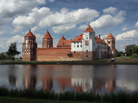 Отель Мирский замок