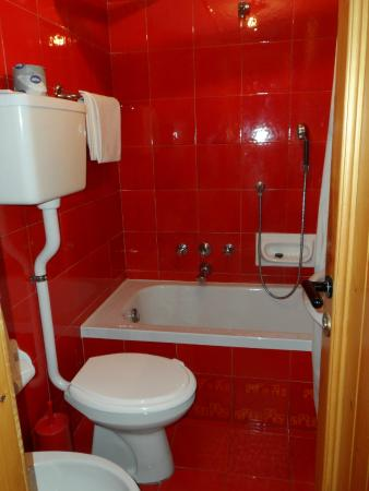 Chalet Hotel Cristallo : Bagno