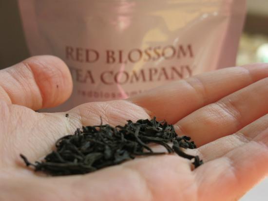 Red Blossom Tea Company: Мой любимый чай -Three cultivar red (Black tea)