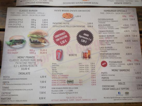 Spritz & Burger Hamburgeria : photo0.jpg