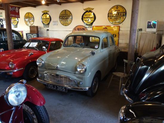 Thornton le Dale Motor Museum