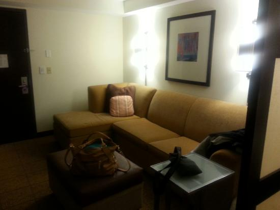 Hyatt Place Pittsburgh-North Shore: Room