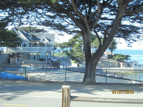 Beach House At Point Picture