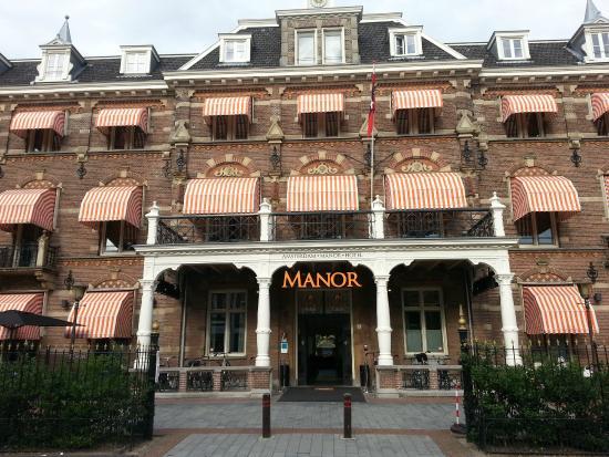 Hampshire Hotel The Manor Amsterdam Tripadvisor