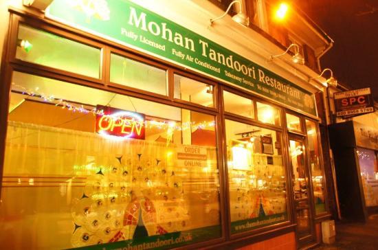Mohan Tandoori