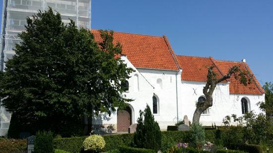 Holmegaard, Danmark: Holme Olstrup Kirke