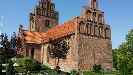 Haslev, Denmark: Vester Egede Kirke