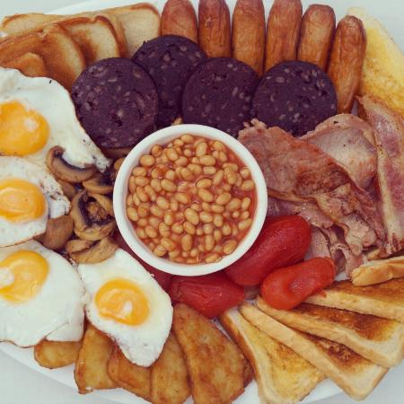 Hillingdon, UK: The Wonder Cafe Breakfast Challenge