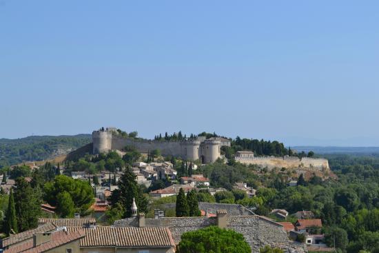 Tour Philippe le Bel : Vue sur le Fort St André