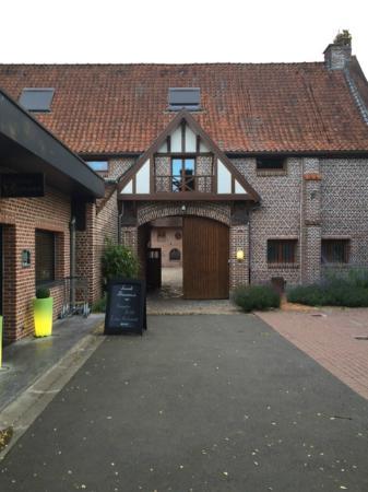 Le Domaine des Cigognes Hotel : Accueil - Réception -