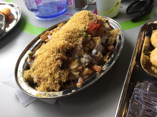 Image result for bombay chaat