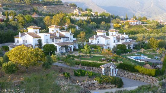 Castillo de Zalia Conjunto Rural: Vista del conjunto