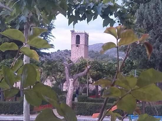 Abadía de Burgohondo