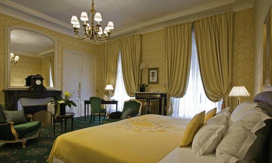 Junior Suite - Picture of Hotel Westminster, Paris - TripAdvisor