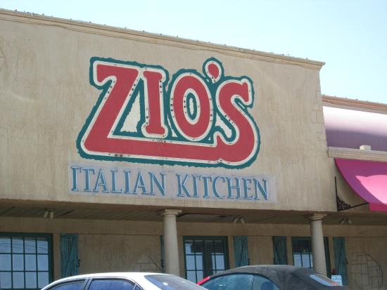 Consistently serves very good food traveller reviews for Zios italian kitchen