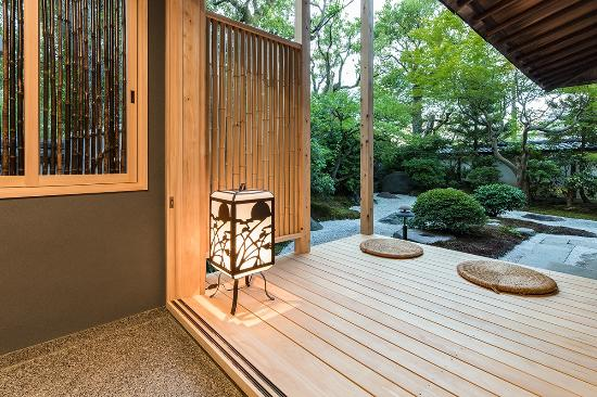 Kyoto Garden Ryokan Yachiyo: Traditional Japanese Style 16Tatami Deluxe  Garden Room Rooms With A Onsen Part 68