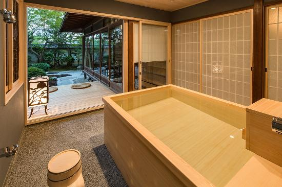 Kyoto Garden Ryokan Yachiyo Traditional Japanese Style 16tatami Deluxe  Garden Room Rooms With A Onsen