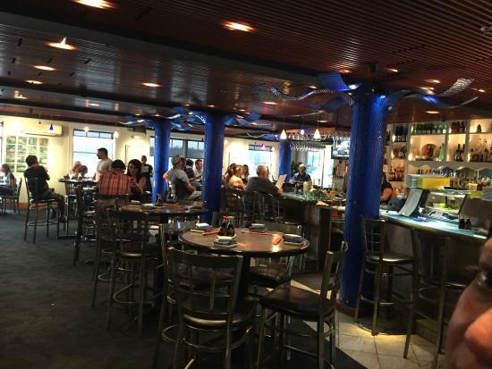 Surf Sushi Bar Main Restaurant Area