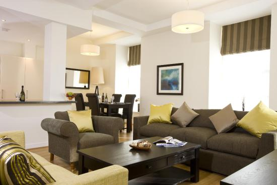 Inverness City Suites: Two bedroom Apartment