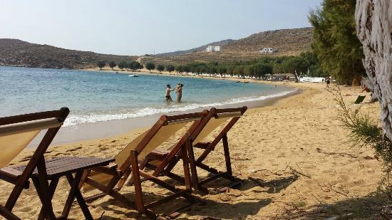 Alexandros-Vassilia : Spiaggia