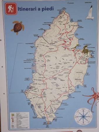 lle de Capraia Picture of Promenades en Mer du Cap Corse San