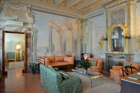 Palazzo Antellesi: Apt. LOFT