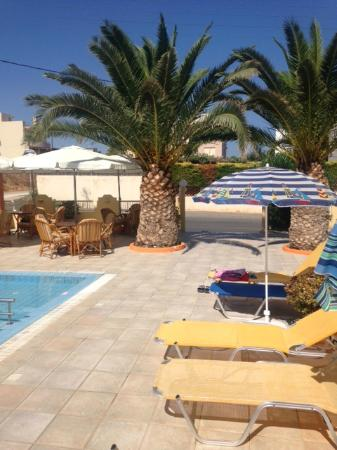 Cosmi Apartments: Pool Area