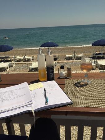 Mon bureau du midi Picture of Le Bahia VilleneuveLoubet