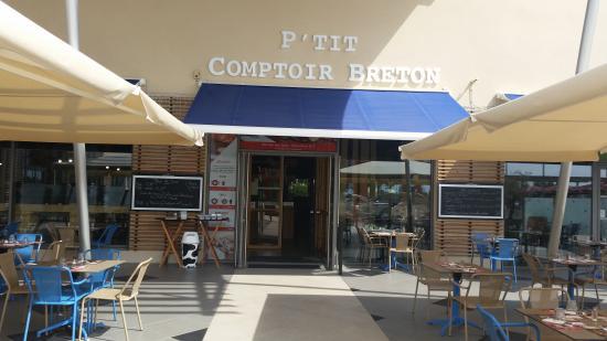 P 39 tit comptoir breton perpignan restaurant avis num ro - Comptoir central d electricite perpignan ...