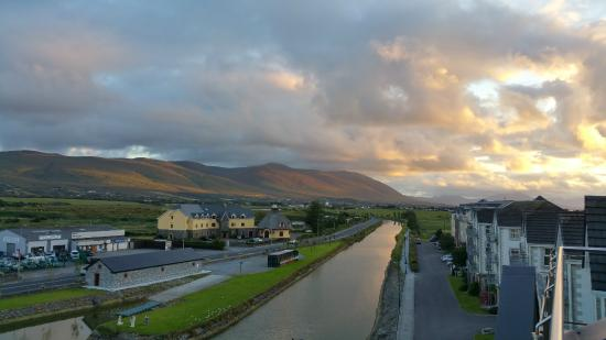 Tralee Marina Holiday Apartments : View from the penthouse